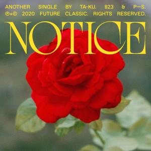 Album Notice from Ta-ku