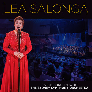 Album Live in Concert with the Sydney Symphony Orchestra from Lea Salonga