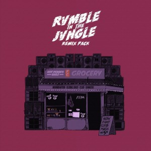 Album RVMBLE in The JVNGLE (Remixed) (Explicit) from FIGHT CLVB