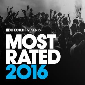 Album Defected Presents Most Rated 2016 from Various Artists