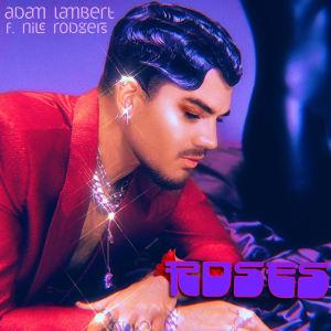 Album Roses from Adam Lambert