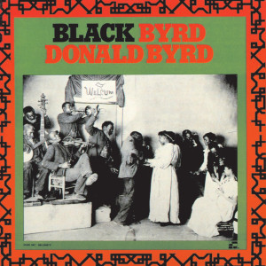 Blackbyrd 1973 Donald Byrd