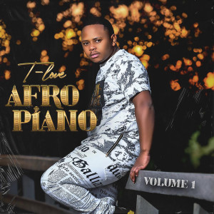 Album Afro Piano from T-Love