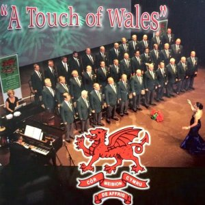 Album A Touch of Wales from The Welsh Male Voice Choir of South Africa