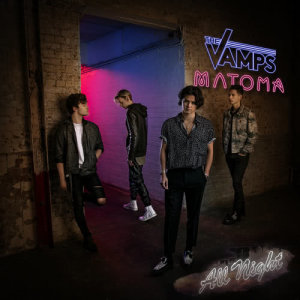 The Vamps的專輯All Night - EP