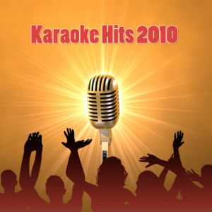 Album Karaoke Hits 2010 from Top Of The Charts Music Crew