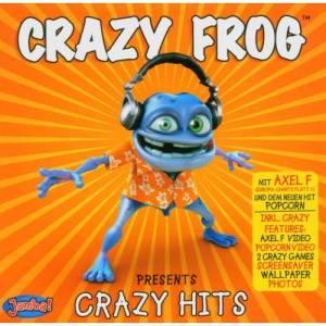 Crazy Frog的專輯Crazy Frog pres. Crazy Hits