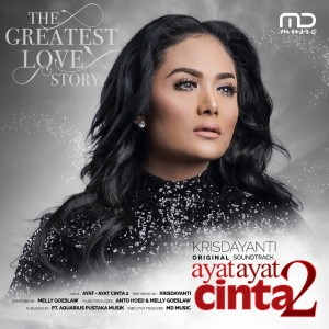 """Ayat Ayat Cinta 2 (From """"Ayat Ayat Cinta 2"""") dari Krisdayanti"""