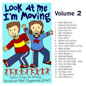 Tessarose的專輯Look at Me I'm Moving, Vol. 2