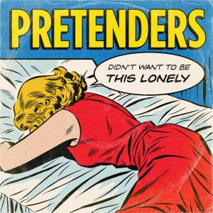 Album Didn't Want to Be This Lonely from Pretenders