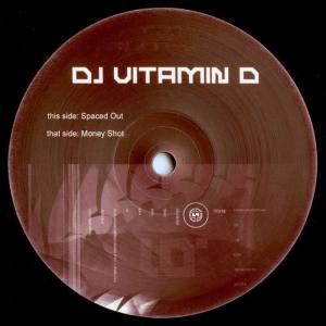 DJ Vitamin D的專輯Spaced Out