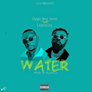 Album Water (Explicit) from Laylizzy