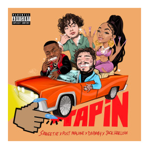 Tap In (feat. Post Malone, DaBaby & Jack Harlow) (Explicit)