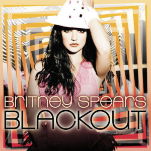 Album Blackout from Britney Spears