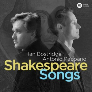 Ian Bostridge的專輯Shakespeare Songs