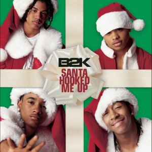 Album Santa Hooked Me Up from B2K