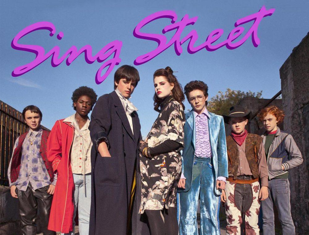 《Sing Street》:導演鐘情的80年音樂