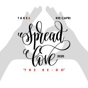 Album Spread Love (The Re-Do) [2020] from Kid Capri