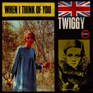 Album When I Think of You from Twiggy