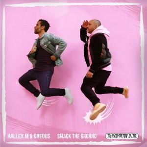 Album Smack the Ground from Hallex M