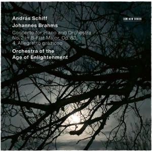 Andras Schiff的專輯Brahms: Piano Concerto No. 2 in B Flat Major, Op. 83: 4. Allegretto grazioso