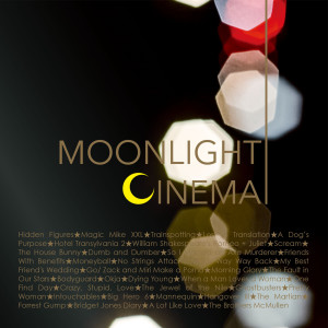 Moonlight Cinema 2017 Various Artists