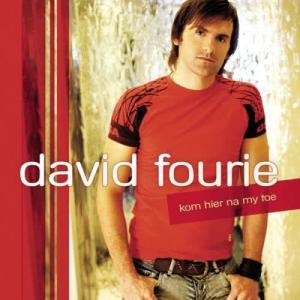 Album Kom Hier na My Toe from David Fourie