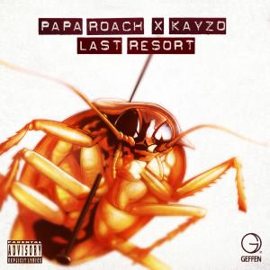 Album Last Resort from Papa Roach
