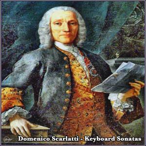 Album Domenico Scarlatti - Keyboard Sonatas from Vladimir Horowitz