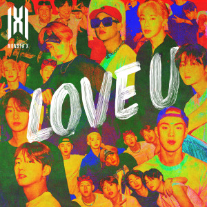 Monsta X的專輯LOVE U