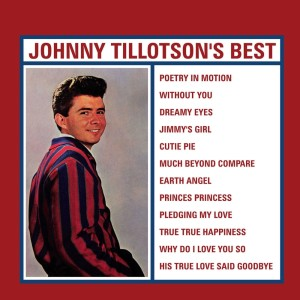 Johnny Tillotson的專輯Johnny Tillotson's Best