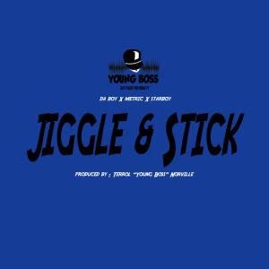 Album Jiggle & Stick from Metric