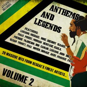 Album Anthems and Legends Vol. 2 from Various Artists