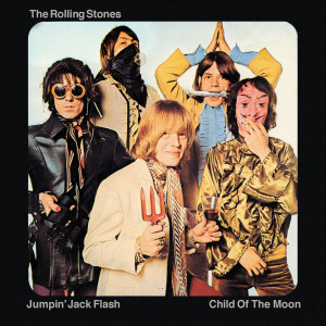Album Jumpin' Jack Flash / Child Of The Moon (EP) from The Rolling Stones