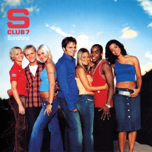 Album Sunshine from S Club 7
