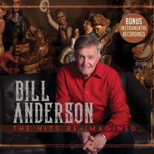 Album The Hits Re-Imagined from Bill Anderson