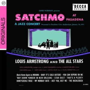 收聽Louis Armstrong And The All-Stars的Just You, Just Me (Live (1951 Pasadena Civic Auditorium) Parts 1 & 2)歌詞歌曲