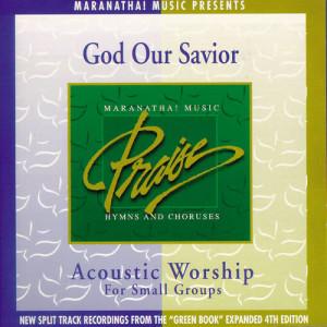 Maranatha! Acoustic的專輯Acoustic Worship: God Our Savior