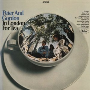 Album In London For Tea from Peter And Gordon