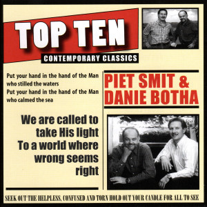 Album Top Ten Contemporary Classics from Danie Botha