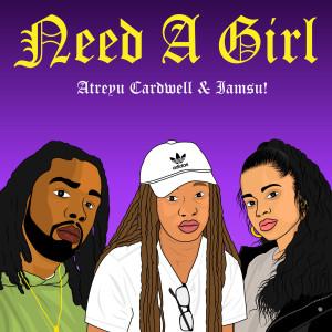 Album Need a Girl (Explicit) from Iamsu!