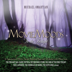 Album Movie Moods: In The Twilight - 12 Supernatural Movie Themes Featuring Piano And Orchestra from Michael Omartian