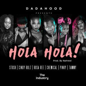 Album Hola Hola from Dada Hood