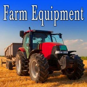 Sound Ideas的專輯Farm Equipment Sound Effects