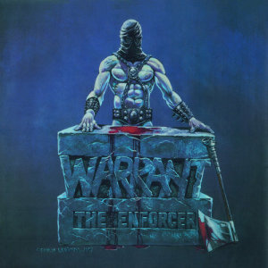 Album The Enforcer from Warrant