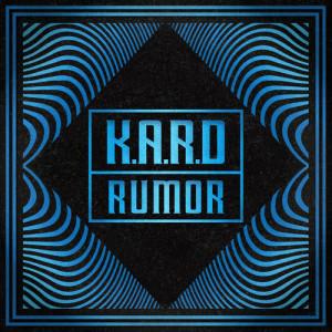 "KARD的專輯""K.A.R.D Project Vol.3 """"RUMOR"""""""