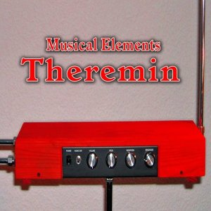Sound Ideas的專輯Musical Elements – Theremin Sound Effects