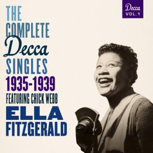 Ella Fitzgerald的專輯The Complete Decca Singles Vol. 1: 1935-1939