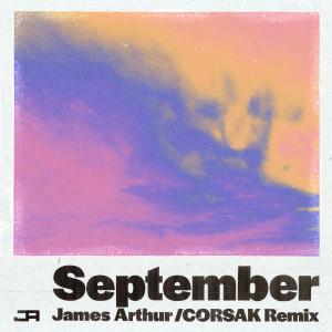 อัลบัม September (CORSAK Remix) ศิลปิน James Arthur