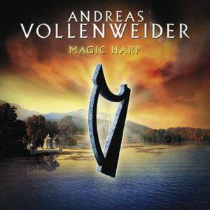 Album Magic Harp from Andreas Vollenweider